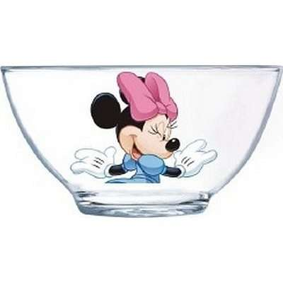 Салатник Luminarc Disney Minnie Colors 13 см. (H9229)