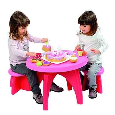 Набор посудки Ecoiffier С Днем Рождения Ecoiffier (2613) 74473