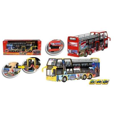 Автобус туристичний Dickie toys (3314322) 74531
