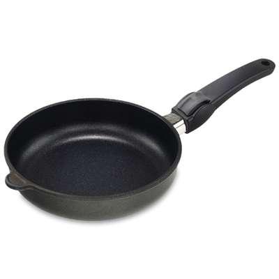 Сковорода со съемной ручкой AMT 20х5 см. (520-E-Z10B)