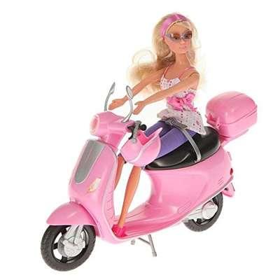 Кукольный набор Штеффи и скутер  Steffi & Evi Love (5730282)
