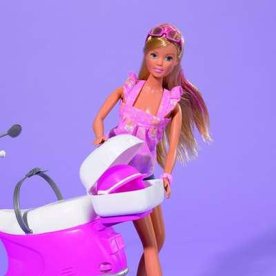Кукольный набор Штеффи и скутер  Steffi & Evi Love (5730282) 74793