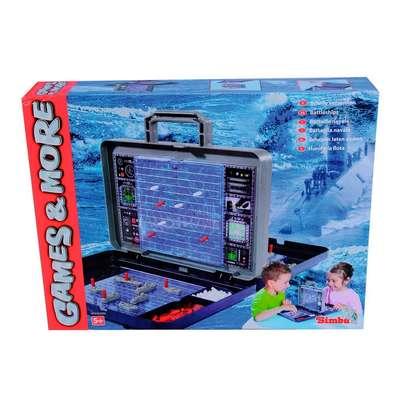 Игра Морской бой Simba (6100335) 74328