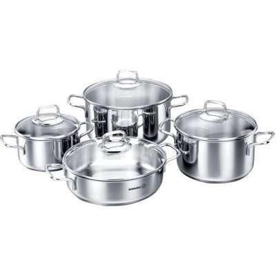 Набор посуды Perla Korkmaz 8 пр. (A1606)