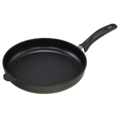 Сковорода индукция AMT 28х5 см. (I-528-E-Z2)