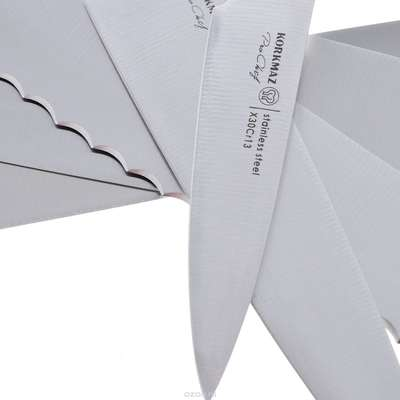Набор ножей Pro-Chef Korkmaz 6 пр. (A501-01) 75498