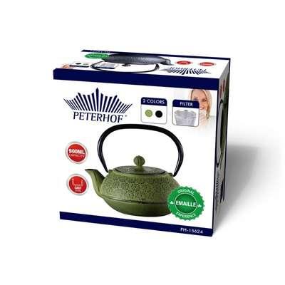 Чайник заварочный Peterhof 900 мл. (15624-PH) 75622