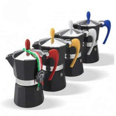 Гейзерна кавоварка на 6 чашок Nerissima GAT (103906) 78364