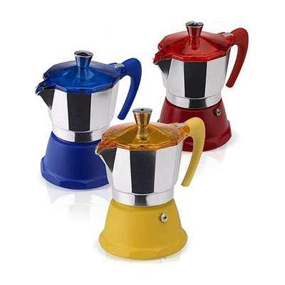Гейзерная кофеварка на 6 чашек Fantasia GAT (106006)