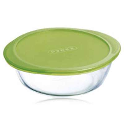 Форма круглая с крышкой Pyrex Cook&Store (207P000)