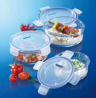 Набор контейнеров с крышкой Luminarc Pure Box Active (H7684) 62879