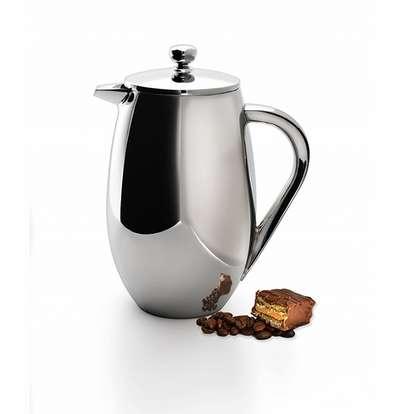 Поршневой заварник для кофе или чая с двойной стенкой BergHOFF 1 л. (1106902)