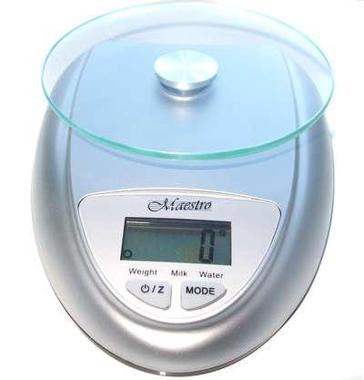 Весы электронные кухонные Maestro (MR-1803)