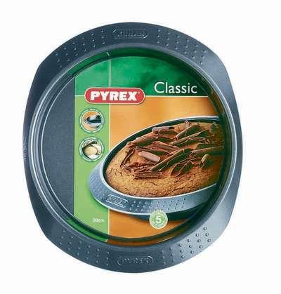 Форма круглая Pyrex 200 мм. (MBCBC20) 66249
