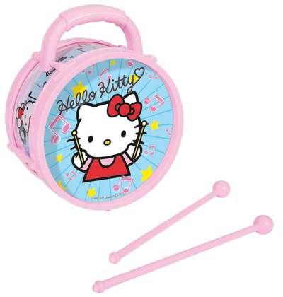 Музыкальный инструмент Барабан Hello Kitty, 3+ (6835364)