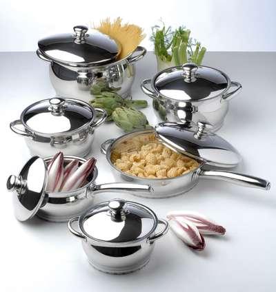 Набор посуды Cosmo BergHOFF 12 предметов (1112268) 61616