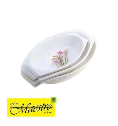 Блюдо овальное Maestro  (MR-11034-42)