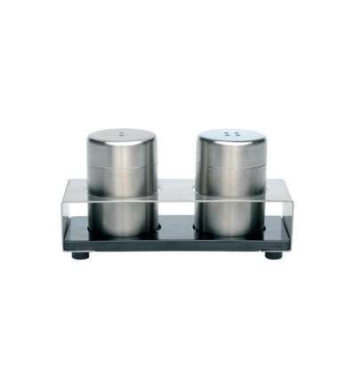 Набор для соли и перца на подставке Cubo BergHOFF (1109329)