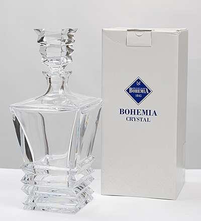 Штоф Bohemia Rocky 850 мл. (49J35/1/93K57/085) 58507