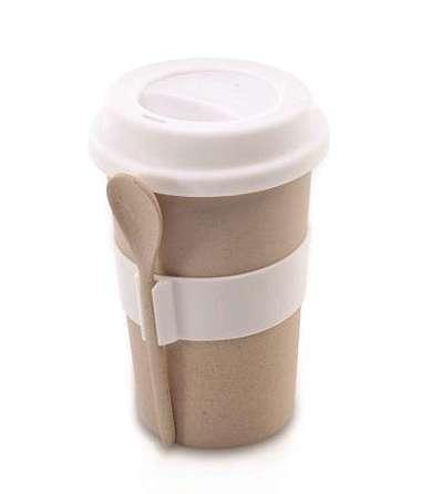 Чашка с ложкой Cook&Co 250 мл. (2800056)