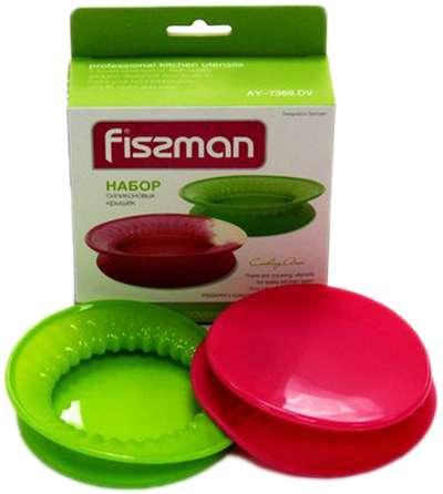 Набор крышек Fissman 11 см. (AY-7369.DV)