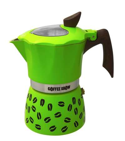 Гейзерная кофеварка на 6 чашек Coffee Show GAT (104606) 78326