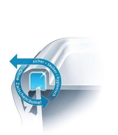 Прямоугольный пищевой контейнер Clip&Close 3D Emsa 2600 мл. (EM508545) 68768