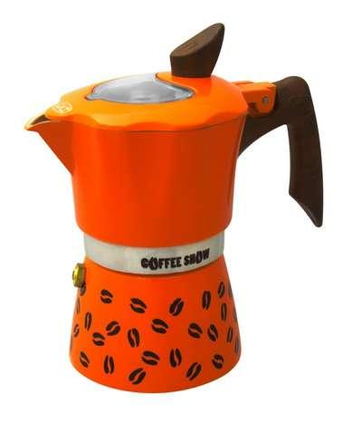 Гейзерная кофеварка на 6 чашек Coffee Show GAT (104606)