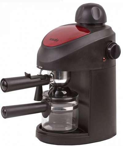 Кофеварка эспрессо капельная Magio 2-4 чашки (341MGR)