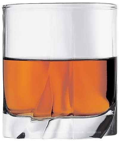 Набор стаканов для виски Pasabahce Luna 368 мл., 6 шт. (42348)