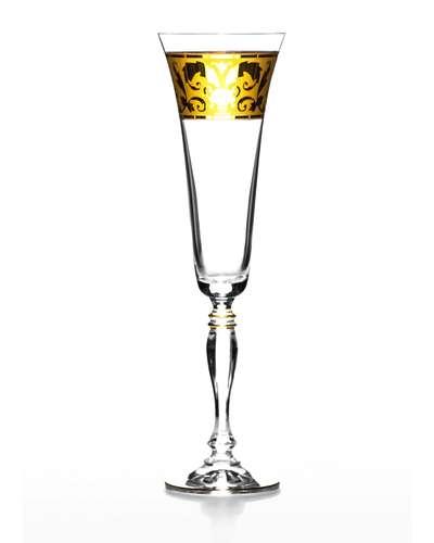 Набор бокалов для шампанского Bohemia Victoria Rene  (02-03-180-6-013)