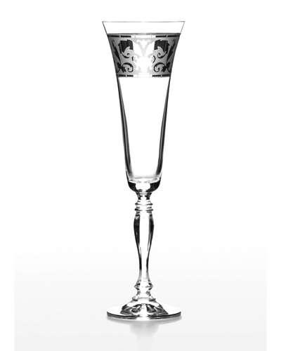 Набор бокалов для шампанского Bohemia Victoria Rene (02-03-180-6-014)