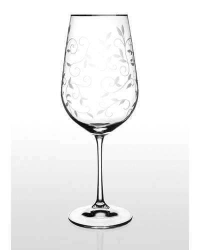 Набор бокалов для вина Bohemia Viola Lido 550 мл. (06-02-550-6-020)