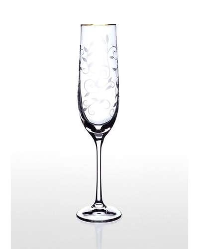 Набор бокалов для шампанского Bohemia Viola Lido (06-03-190-6-019)