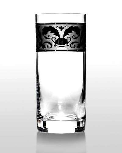 Набор стаканов для напитков Bohemia Barline Rene платина (18-12-300-6-014)