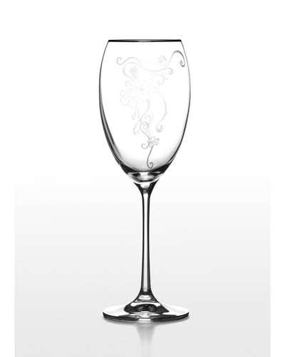 Набор бокалов для вина Bohemia Grandioso Sunfloro платина 450 мл. (31-02-450-2-026)