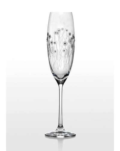 Набор бокалов для шампанского Bohemia Grandioso Helena Swarovski (31-03-230-2-061)
