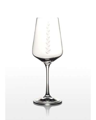 Набор бокалов для вина Bohemia Sandra Nika Swarovski 350 мл. (38-02-350-6-069)