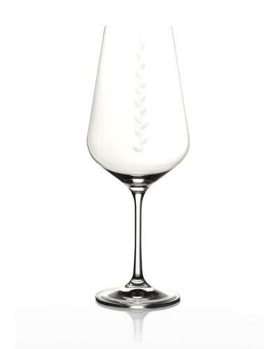 Набор бокалов для вина Bohemia Sandra Nika Swarovski 550 мл. (38-02-550-6-069)