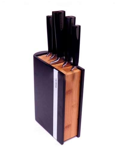 Набор ножей в черной колоде Cook&Co 6 пр. (2800039) 69281