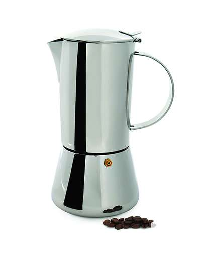 Гейзерная кофеварка для эспрессо BergHOFF 0,6 л. (1106918)