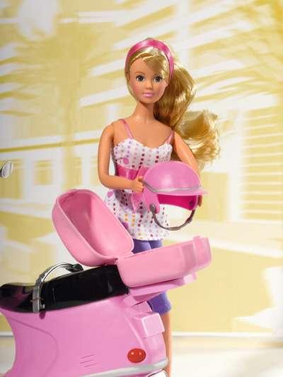 Кукольный набор Штеффи и скутер  Steffi & Evi Love (5730282) 74795