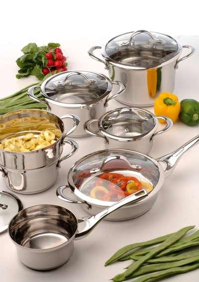 Набор посуды Tulip Berghoff 12 предметов (1112282) 61602