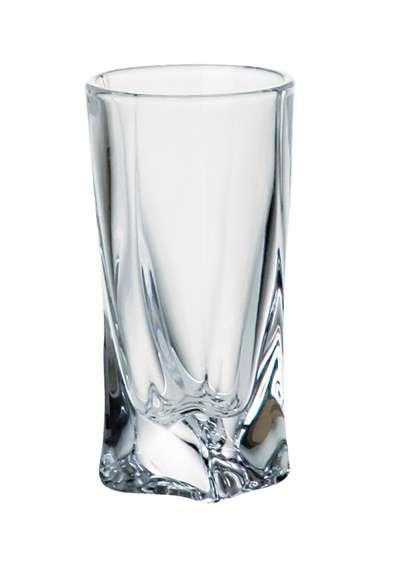 Набор для водки Bohemia Quadro 7 предметов (99999/99A44/457) 58521