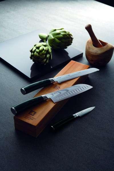 Нож для нарезки Midori Carving 20 см. (R11012P132196) 65317