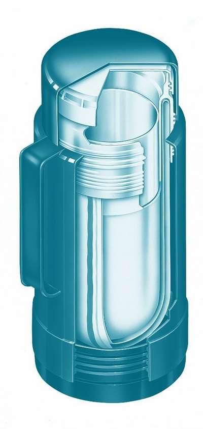 Пищевой термос со стеклянной колбой Thermo Lunch Emsa 0,84 л. (EM609107400) 64755