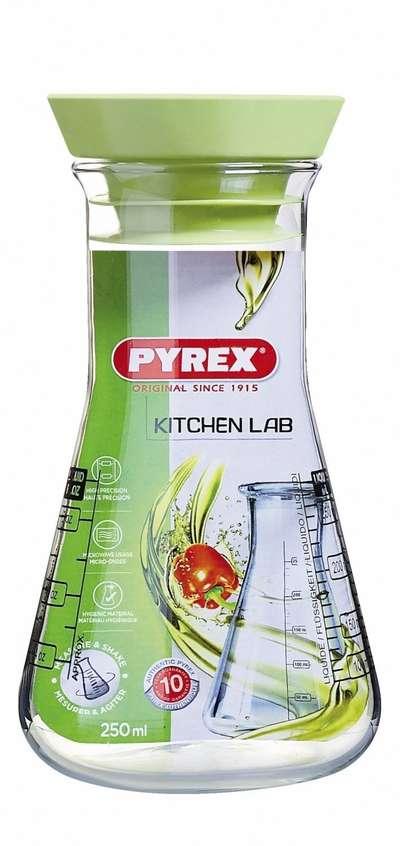 Колба Pyrex Kitcken lab 250 мл. (LABEF25)